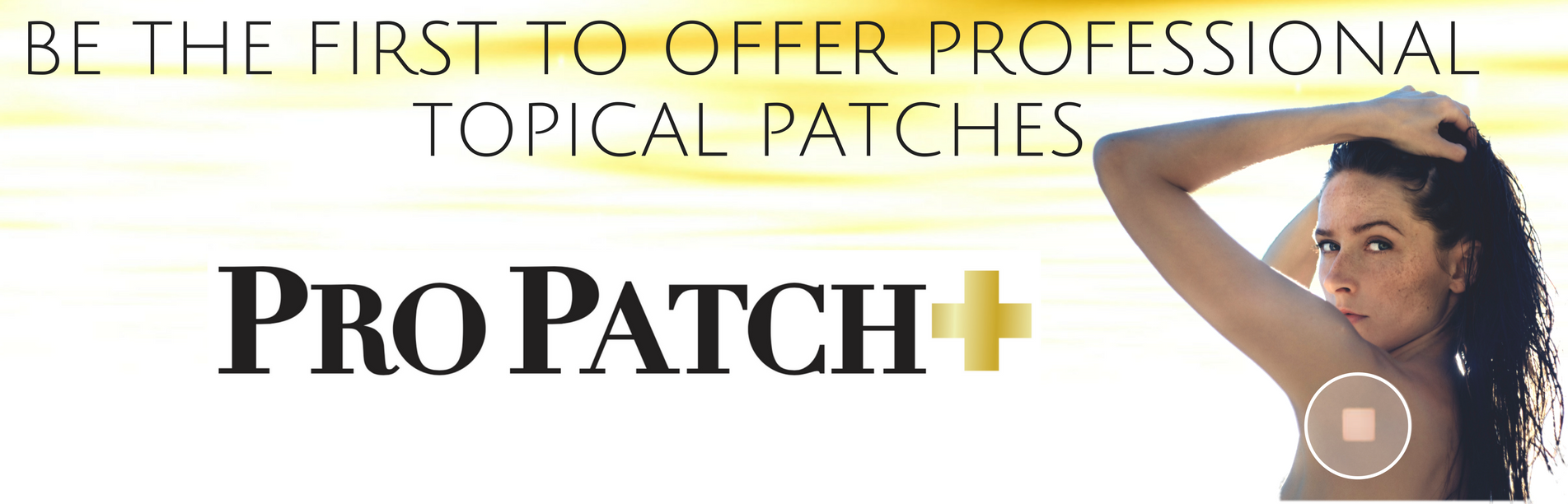 Professional Topical Patches